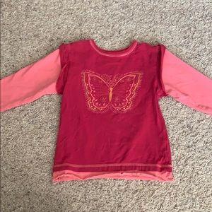Girls Long sleeve T-shirt size 4